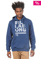 BILLABONG Machine Hooded Sweat estate blue