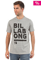 BILLABONG Machine S/S T-Shirt grey heather