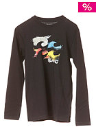 BILLABONG Making Wave L/S T-Shirt black