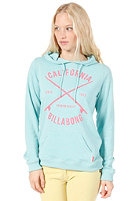 BILLABONG Meghan Hooded Sweat mo-mint heather