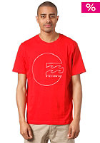 BILLABONG Modify S/S T-Shirt red fire