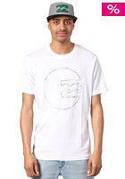 BILLABONG Modify S/S T-Shirt white