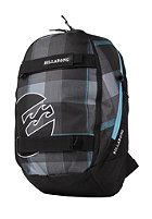 BILLABONG Mortar Backpack blue check