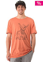 BILLABONG Mr R&R S/S T-Shirt washed orange
