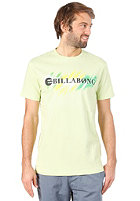 BILLABONG Neon Strikethrough S/S T-Shirt neon lime