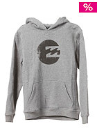 BILLABONG No Wave Hooded Sweat 2013 grey heather