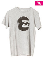 BILLABONG No Wave S/S T-Shirt grey heather