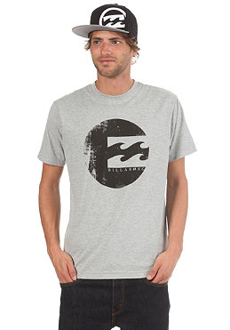BILLABONG No Waves S/S T-Shirt grey heather