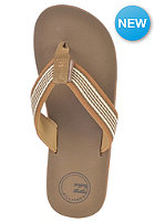 BILLABONG Offroad Sandals tobacco