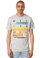 BILLABONG Oscilate S/S T-Shirt grey heather