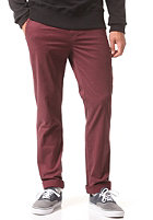 BILLABONG Outsider Chino Pant burgundy