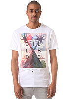 BILLABONG Overlay S/S T-Shirt white