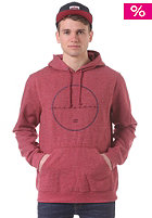 BILLABONG Periscope Hooded Sweat red