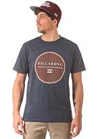 BILLABONG Periscope S/S T-Shirt marine blue