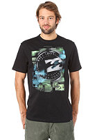 BILLABONG Plasma S/S T-Shirt black