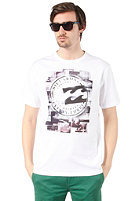 BILLABONG Plasma S/S T-Shirt white