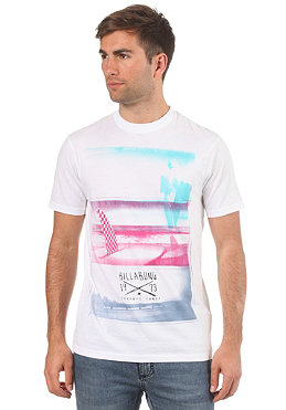 BILLABONG Quest S/S T-Shirt white