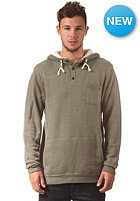 BILLABONG Rasta Hooded Sweat dark military
