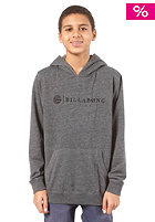BILLABONG Reflexion Hooded Sweat black heather