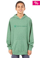 BILLABONG Reflexion Hooded Sweat bright kelly he