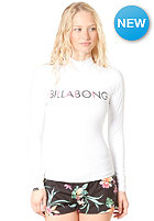BILLABONG Regular L/S Lycra white