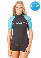 BILLABONG Regular S/S Lycra fiji blue