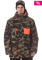 BILLABONG Revert Jacket military camo