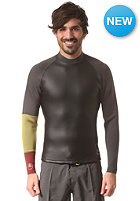BILLABONG Revolution Pump`D Back Zip Neoprene Wetsuit pepper