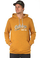 BILLABONG Running Hooded Sweat gold mustard