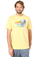 BILLABONG Scenic S/S T-Shirt lemon