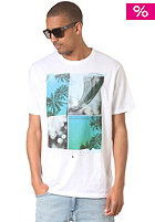 BILLABONG Section S/S T-Shirt white