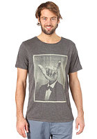 BILLABONG Shaka Tee S/S T-Shirt black heather