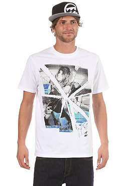 BILLABONG Shattered S/S T-Shirt white