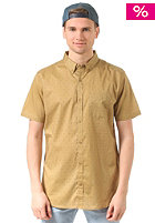 BILLABONG Shifty S/S Shirt dark gold