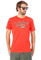 BILLABONG Since S/S T-Shirt flame