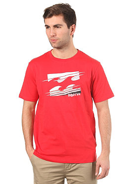 BILLABONG Slammer S/S T-Shirt true red