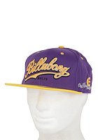 BILLABONG Spinner Snapback Cap grape