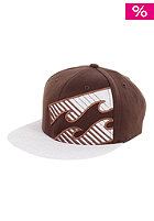 BILLABONG Staple Cap chocolate
