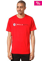 BILLABONG Strike S/S T-Shirt red fire