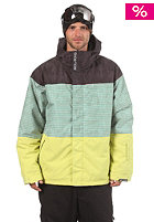 BILLABONG Stripey Jacket golf green