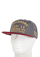 BILLABONG Surf Co Snapback Cap ebony