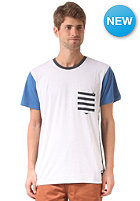 BILLABONG Switch Up Crew S/S T-Shirt white