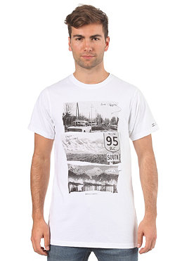 BILLABONG Tofolo S/S T-Shirt white