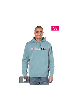 BILLABONG Troufouctou Hooded Sweat aquatic blue