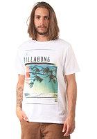 BILLABONG Turbulence S/S T-Shirt white