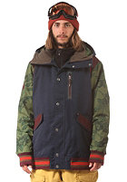 BILLABONG Varsity Snow Jacket navy