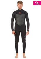 BILLABONG WETSUITS SG5 5/4 mm CZ L/S Steamer Wetsuit black/black/orange