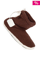 BILLABONG Womens Abby Slippers chocolate
