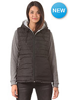 BILLABONG Womens Alaska Sleeveless Jacket black