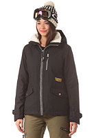 BILLABONG Womens Alpha Snow Jacket black